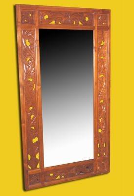 gli specchi etnici specchi grandi medi o piccoli intarsiati o decorati in legno o in metallo