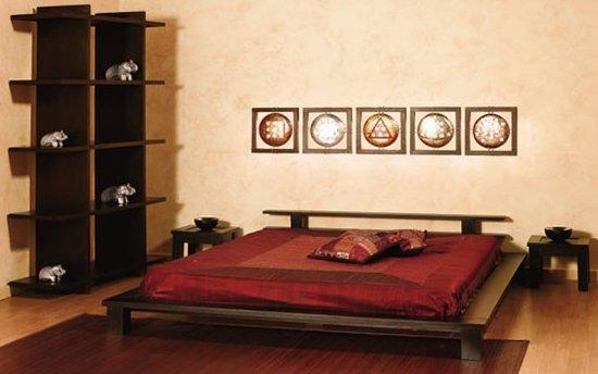 Camere da letto etniche, camera etnica, letto etnico   arredamento ...