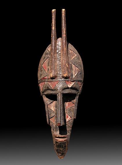 Maschere Etniche Africane Simboli Spiriti Arte