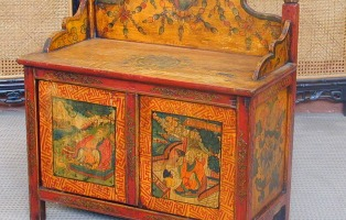 Arredamento Tibetano
