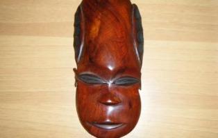 Maschere Etniche